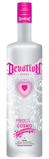 Devotion Vodka Create The Perfect Cosmo 750ml